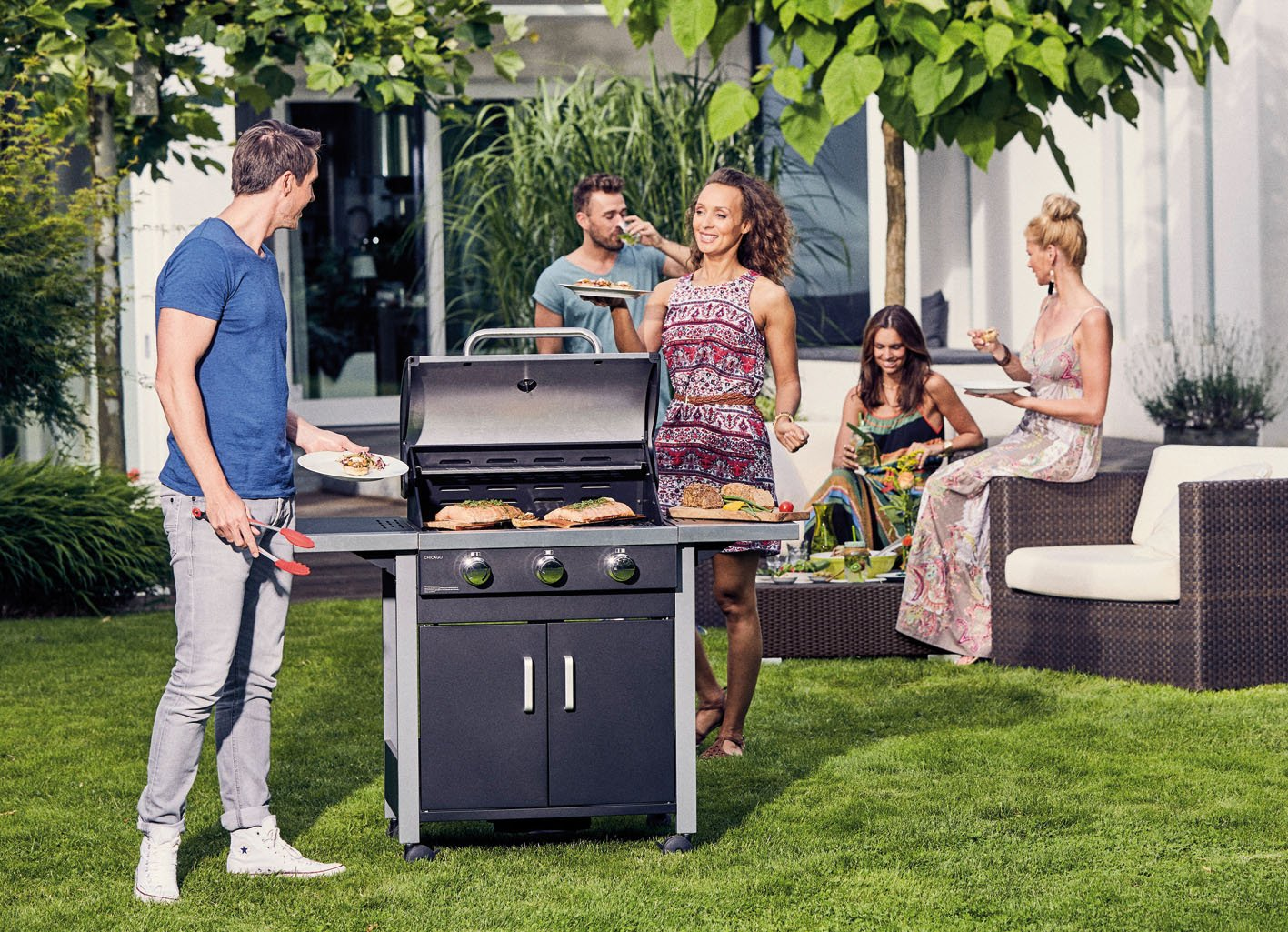 Enders Gasgrill Chicago Test : Enders gasgrill chicago 3 vorstellung & mehr ? freizeit smoker.de