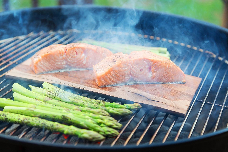 Fisch Gasgrill : Räuchern im gasgrill: flexibel und lecker freizeit smoker.de