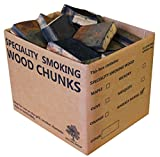 BBQ Smoking Whiskey Eiche Barrel Chunks–5kg