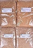 Räuchermehl Räucherspäne Buche, Erle, Hickory, Kirsche mittelfeine Körnung Typ 7 Feinschmeckerpaket