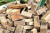 1kg Räucherholz aus 100% Olivenholz - zum Räuchern und Smoken - Einizgartiges Aroma - perfekt für jedes BBQ oder Smoker Event