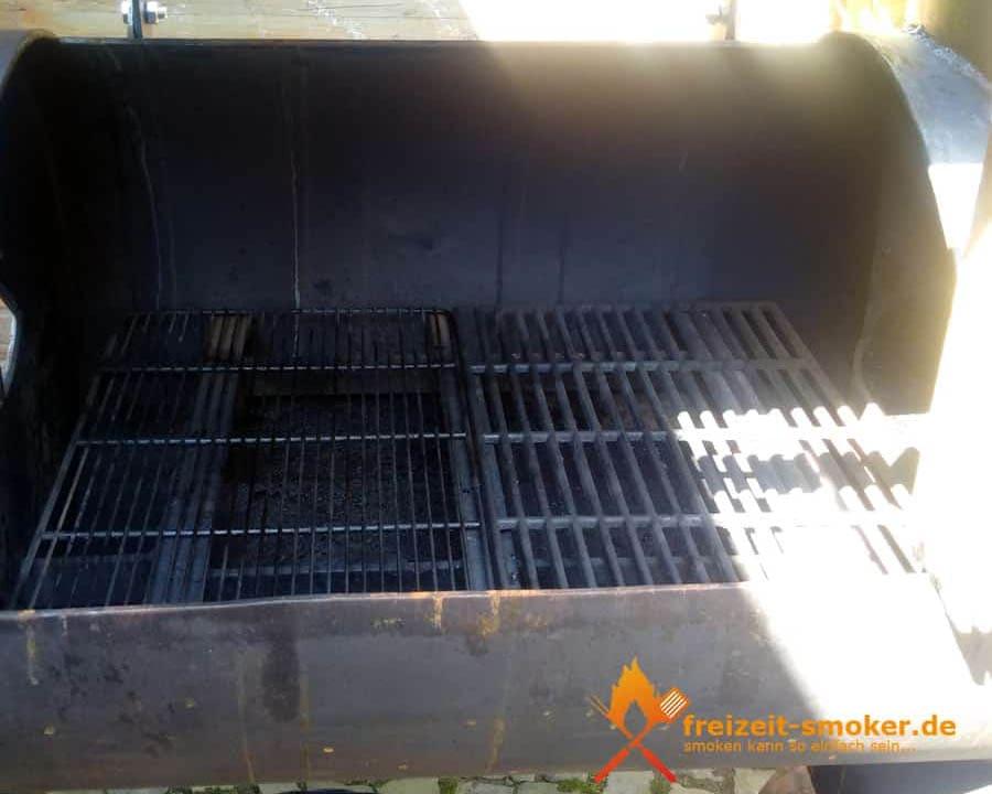 Spareribs Gasgrill Indirekt : Indirekt grillen mit dem gasgrill freizeit smoker